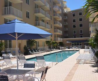 view of pool, Miami Riverfront Residences