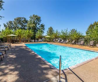 Pool, Parklane Apartments