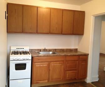 Kitchen, Munhall Road Apartments