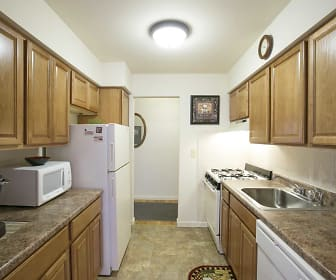 Kitchen, Mill Brook Village
