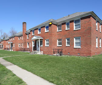 Sunnycrest Manor Apartments, Le Moyne College, NY