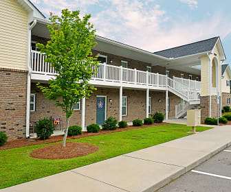 Meridian Park Apartments, Pitt Community College, NC