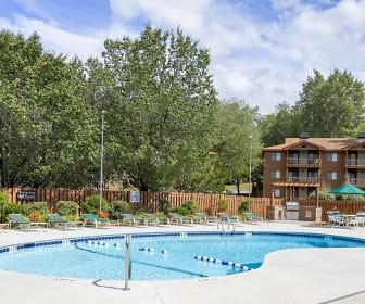 Pool, Riverwind Apartment Homes