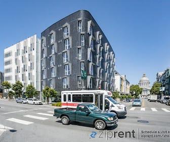 Building, 388 Fulton Street, 509