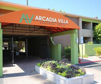Arcadia Villa Apartments, Camelback Corridor, Phoenix, AZ
