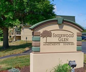 Community Signage, Sherwood Glen