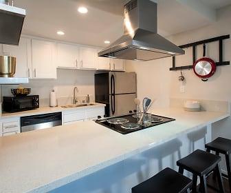 Kitchen, Woodcrest Apartment Homes