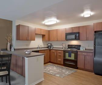 Kitchen, Avalon Sunset Towers