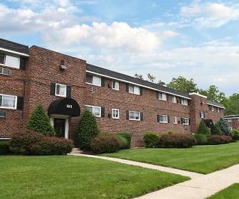 Building, Norris Hills Apartments
