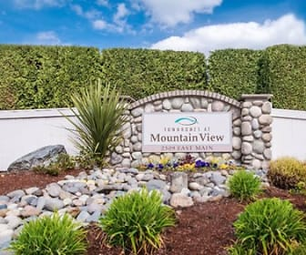Community Signage, Townhomes at Mountain View - Valley