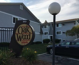 Community Signage, Oakwood Apartments