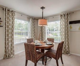 Dining Room, Cascades Overlook