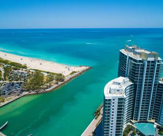 Bay/Ocean Views 1700 Bay Rd, Sunny Isles, FL
