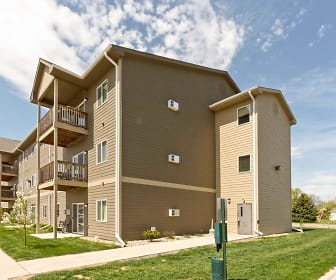 Prairie Springs Apartments, Northern State University, SD