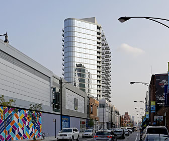Building, The Residences at NewCity