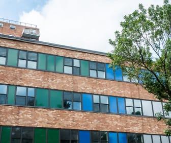 The Delaware Edge, BC Gregory Elementary School, Trenton, NJ