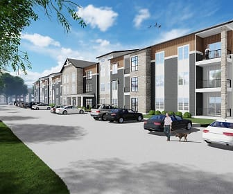 The Glade Residences, Fort Atkinson, WI
