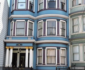 534 Clayton Street, Haight Ashbury, San Francisco, CA