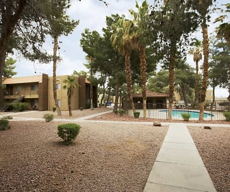Catalina Gardens, Charleston Heights, Las Vegas, NV