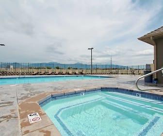 Pool, Egate Apartments
