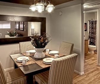 Dining Room, Val Vista Gardens