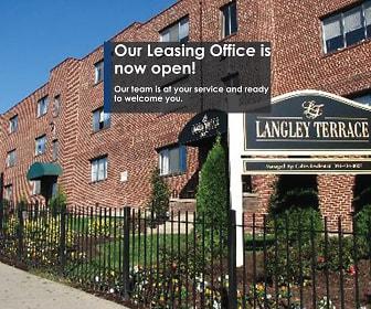 Community Signage, Langley Terrace