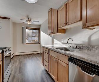 Shelard Village Apartments, Crestview, Saint Louis Park, MN