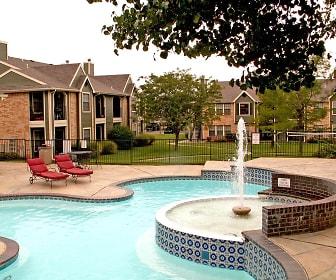 Pool, Sherwood Apartments
