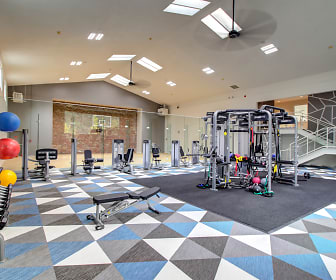 Fitness Weight Room, Trillium Heights