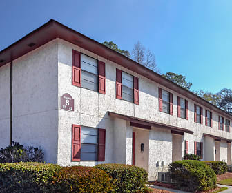 Tabby Villas Apartments, Armstrong Atlantic State University, GA