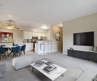 Bollinger Crest Apartments, Downtown Danville, Danville, CA