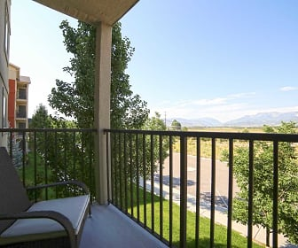 Patio / Deck, Wasatch Commons