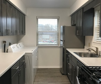 3 Bedroom Kitchen, Hollidaysburg Manor