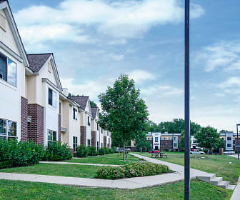 Ames Lake Neighborhood Apartments, Maplewood, MN