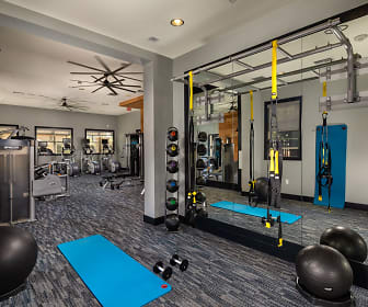 Fitness Weight Room, Solimar