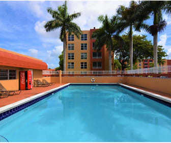 International Club Apartments, Wesley Matthews Elementary School, Miami, FL