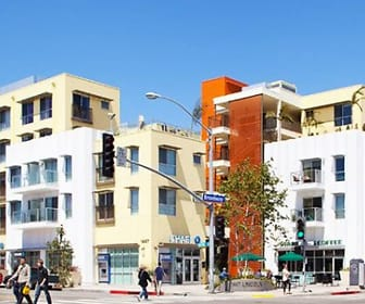 Lincoln SM, Pico, Santa Monica, CA