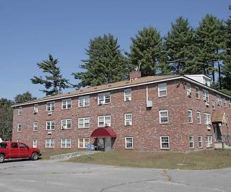 Building, Pine Ridge Estates