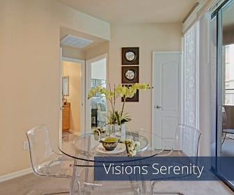 Dining Room, Visions Apartment Homes