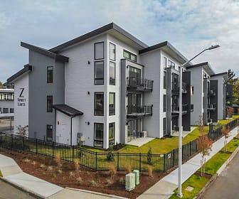 Building, Z Street Lofts