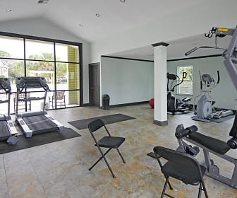 Fitness Weight Room, The Palms