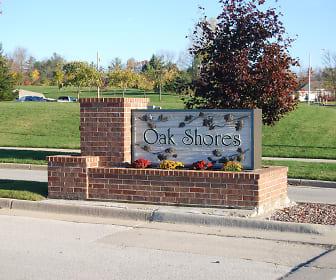 Oak Shores Apartments, Oak Creek West Middle School, Oak Creek, WI