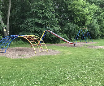 Playground, Brentwood II Apartments