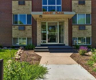 Asbury Plaza, Herzl/Rmha At Denver Campus/Jewish Education, Denver, CO