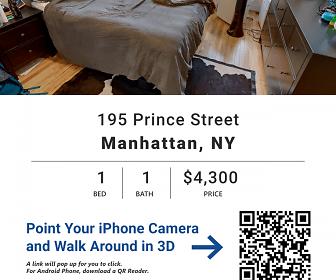 195 Prince Street, SoHo, New York, NY