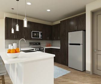 Kitchen, The Reserve at Shoe Creek