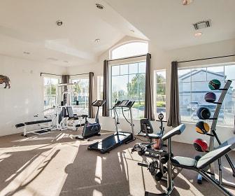 Fitness Weight Room, The Landmark