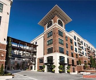 Building, Westside Heights