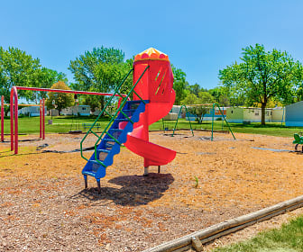 Playground, West Branch Village