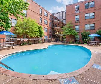 Pool, Audubon Park Place